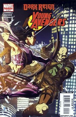 Dark Reign Young Avengers #2 2009 VF Stock Image