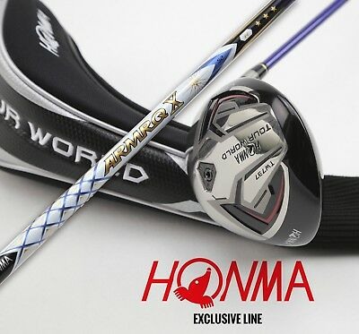 HONMA Tour World TW737 460cc  ARMRQ X 52 (3 Stars***) Regular flex  10.5 DRIVER