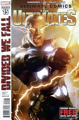 Ultimates (Marvel Ultimate Comics) #15A 2012 NM Stock Image