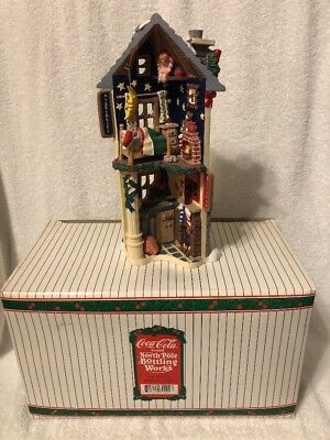 "Cavanagh Coca-Cola North Pole Bottling Works ""The Kitchen Corner"" #70002"
