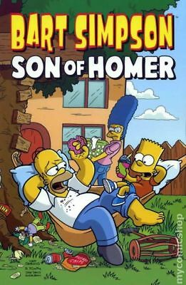 Bart Simpson Son of Homer TPB (Bongo) #1-1ST 2009 VF Stock Image