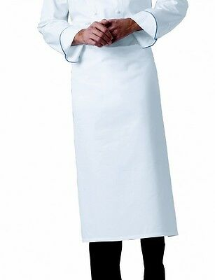NEW~very nice Bragard Omery Waist Chef Apron~~Spun Cotton