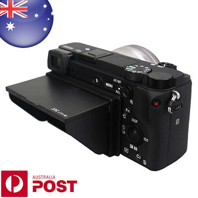 JJC LCD Screen Pop-up Hood Protector Cover For Sony A6000 A6300 A6500 Z235B