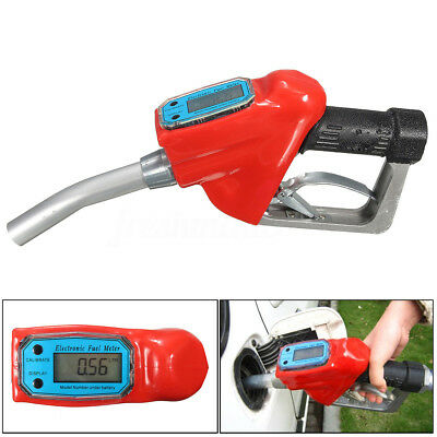 LED Display Fuel Gasoline Petrol Oil Delivery Injection Tool 4 units Design