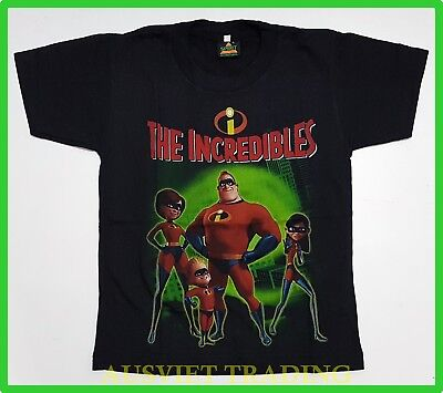 Brand new The Incredibles T-Shirt Top boys kids girls Tshirt