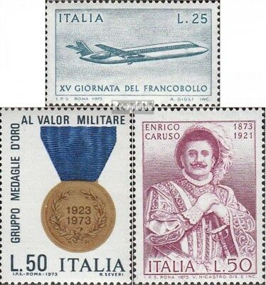 Italy 1431,1432,1433 (complete issue) unmounted mint / never hinged 1973 special