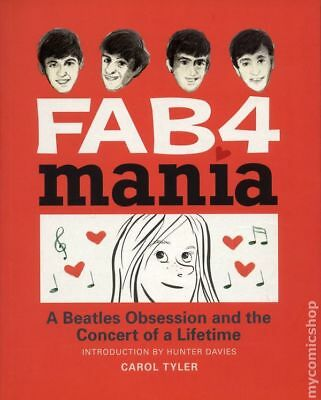 FAB 4 Mania GN A Beatles Obsession and the Concert of a Lifetime #1-1ST 2018 NM