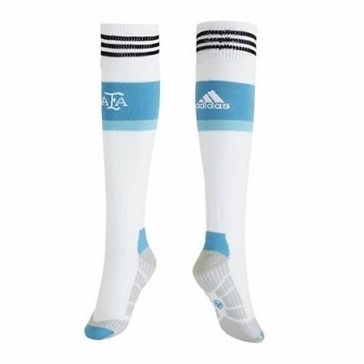 adidas Argentina  Socks youth / mens 4 5 6 new tags blue / white