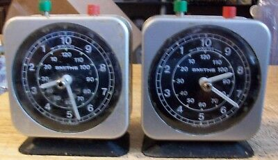 Vintage Timer by Smiths Industries Ltd maker of Speedometer Made in Germany