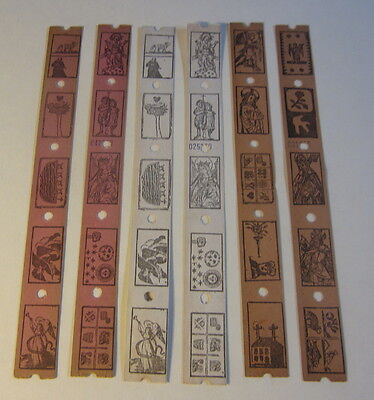 Lot of 30 Old 1964 - N.Y. World's Fair - TICKETS - VATICAN PAVILION - New York