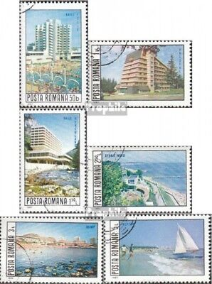 Romania 3886-3891 (complete issue) unmounted mint / never hinged 1982 Romanian B