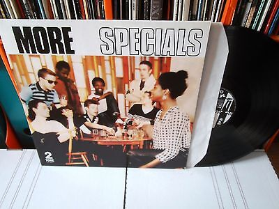 Specials More Original Vinyl-LP Two-Tone Records Germany 1980 - TOP mint