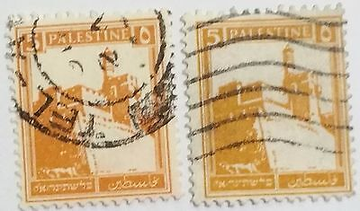 Palestine   Used  Stamps Scu616De ...worldwide Stamps