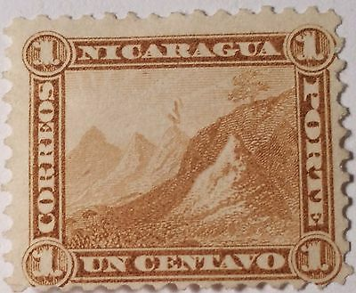 Nicaragua  Unused Stamp Scu336Pp ....worldwide Stamps