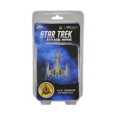 Heroclix - Star Trek: Attack Wing IKS Somraw Expansion