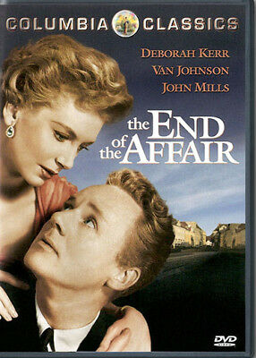 The End of the Affair ~ DVD ~ Mint condition + Fast Shipping!