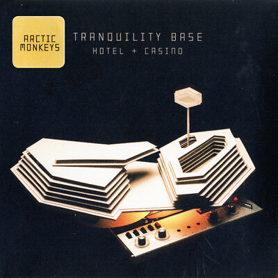 Arctic Monkeys - Tranquility Base Hotel + Casino [CD 2018] New & Sealed