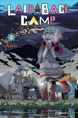 Laid-Back Camp, Vol. 2 by Afro 9780316517829 (Paperback, 2018)