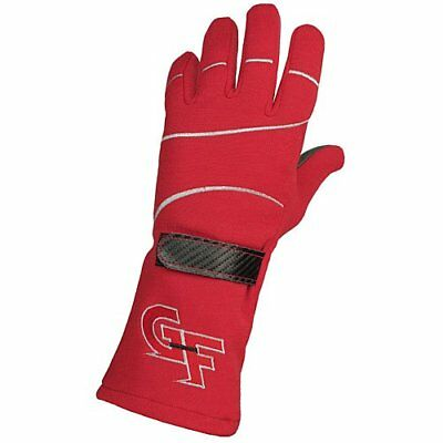 G-FORCE 4106LRGRD G6 Race Gloves Large