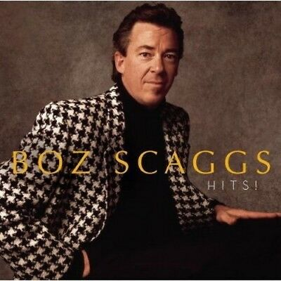 BOZ SCAGGS - Hits! CD *NEW* Greatest Gold Series