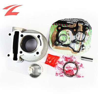 Zylinder Kit GY6 50ccm für 4T China Roller, Baotian, Rex RS450, MKS, Ecobike