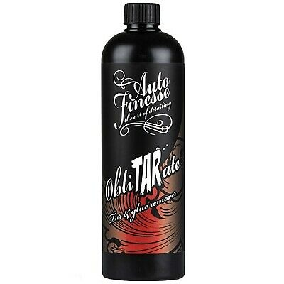 Auto Finesse Car / Van Care / Cleaning ObliTARate Tar And Glue Remover - 500ml