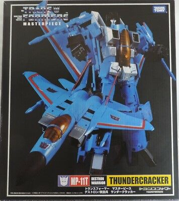 "Transformers ""KO Version"" Masterpiece Thudercracke  MP11T neu / ovp"