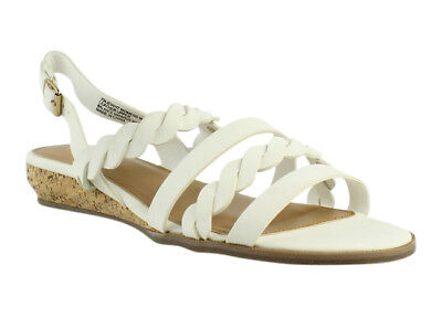dc81e0e4e2 NEW G.H. BASS & Co. Womens Jolie Whiskey Strappy Sandals Size 6.5 ...