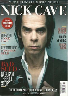 ULTIMATE MUSIC GUIDE MAG FROM UNCUT- NICK CAVE *Post included to UK/Europe/USA