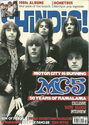 SHINDIG MAGAZINE - Issue 80 (NEW) *Post included to UK/Europe/USA/Canada