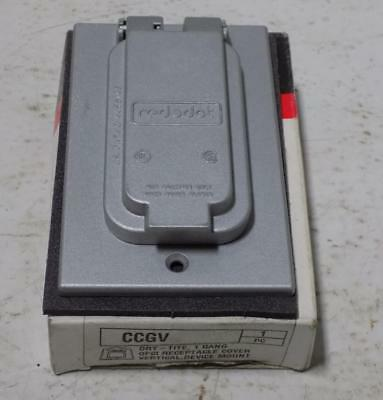 Red Dot Dry-Tite 1 Gang Gfci Receptacle Cover  Ccgv