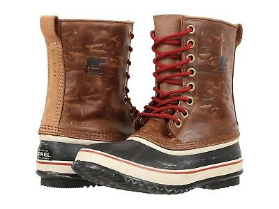 New Sorel mens 1964 Premium T waterproof leather winter snow lace up boots