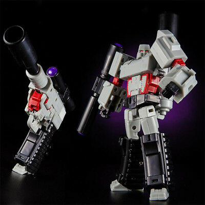New Transformers Pistol Version Megatron Action Figure Toy Without Boxed