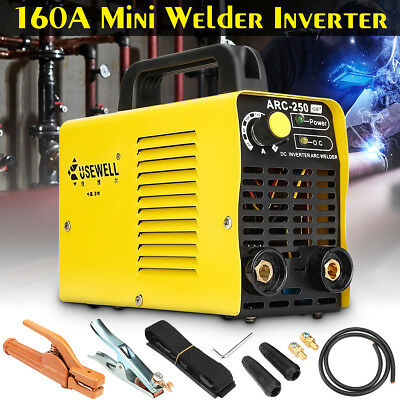 20A-160A 2P Electric ARC Welder IGBT Welding Machine Soldering Inverter Tool US