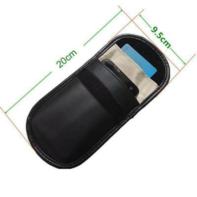 Car key Bag Car Fob Signal Blocker Bag Shielding Pouch Wallet For Protection