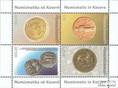 kosovo (UN-Administration) block4 mint never hinged mnh 2006 Historical Coins