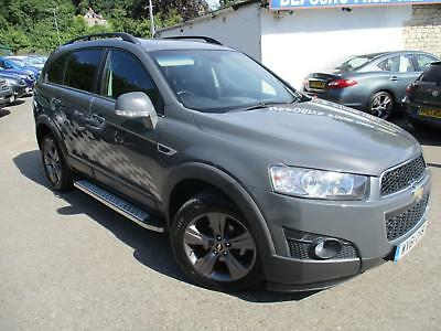 2011 Chevrolet Captiva Lt Vcdi Only 34375 Miles From New  4X4 Diesel