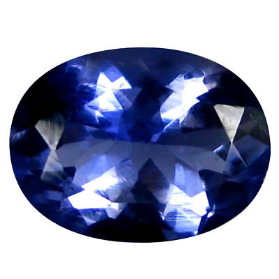 1.26 ct AAA Grand looking Oval Shape (9 x 7 mm) Iolite Natural Loose Gemstone