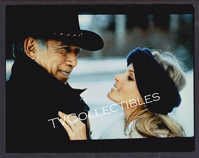 8x10 Photo~ GHOSTS CAN'T DO IT ~1989 ~Anthony Quinn ~Bo Derek