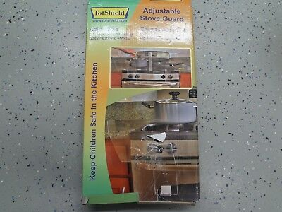 Totshield Stove Guard for Most Free Standing Stoves (WR64)
