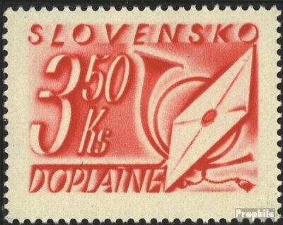 Slovakia P36 mint never hinged mnh 1942 Letters and Horn