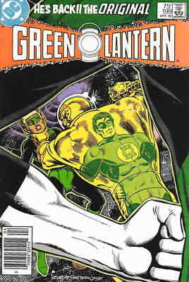 Green Lantern (2nd Series) #199 FN; DC | save on shipping - details inside