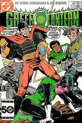 Green Lantern (2nd Series) #189 FN; DC | save on shipping - details inside