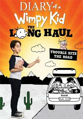 Diary of a Wimpy Kid: The Long Haul (DVD, 2017)