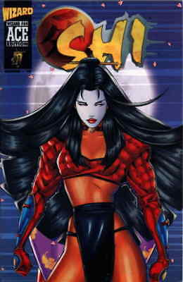 Shi: The Way of the Warrior #4 (2nd) VF/NM; Crusade | save on shipping - details