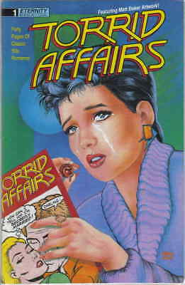 Torrid Affairs #1 VF/NM; Eternity   save on shipping - details inside