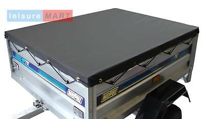 High quality trailer cover for Erde 122 or Daxara 127 also fits Maypole 712
