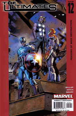 Ultimates, The #12 VF/NM; Marvel | save on shipping - details inside