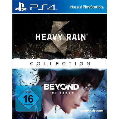 The Heavy Rain Beyond Two Souls Collection für Sony PS4 Playstation 4 Set OVP