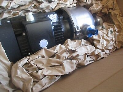 Grundfos Type: CHI8-30 A-W-G-BUUE  Booster Pump.  New Old  Stock. <